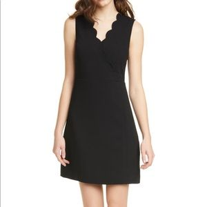 Ted Baker scallop cocktail dress